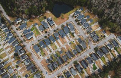 ARS Roofing - Residential roof subdivision