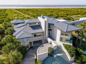 New Roof on Fripp Island Home
